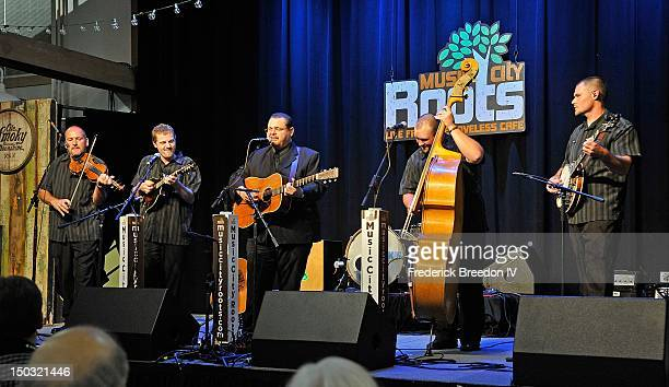 23rd Annual International Bluegrass Music Awards Nominee Press