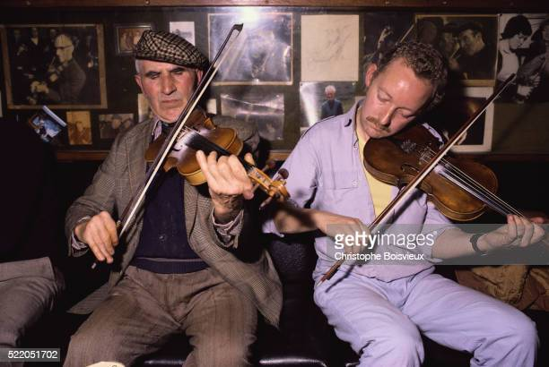 Fiddlers in Dublin Pub