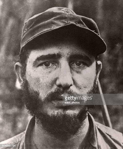 Fidel Alejandro Castro Ruz Cuban statesman born in Biran In 1959