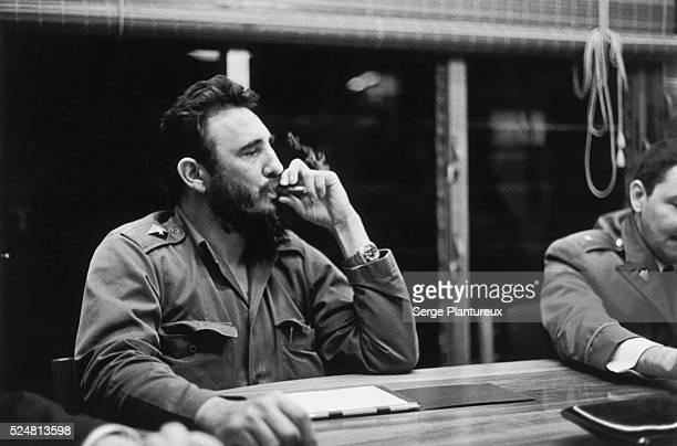 Fidel Castro and Advisors