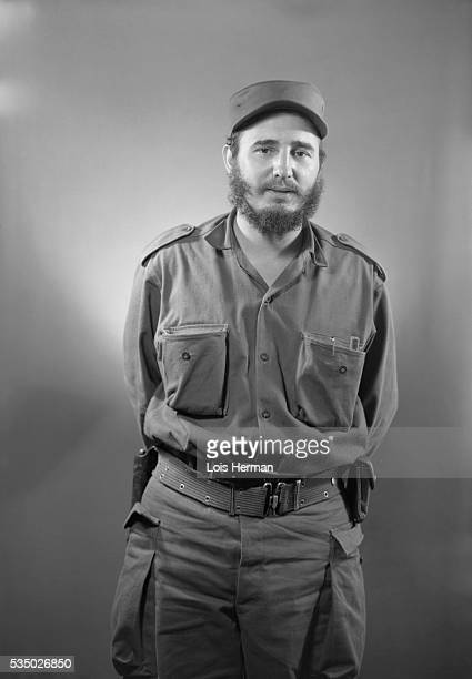 Fidel Castro and his revolutionary army recently overthrew the government led by President Fulgencio Batista
