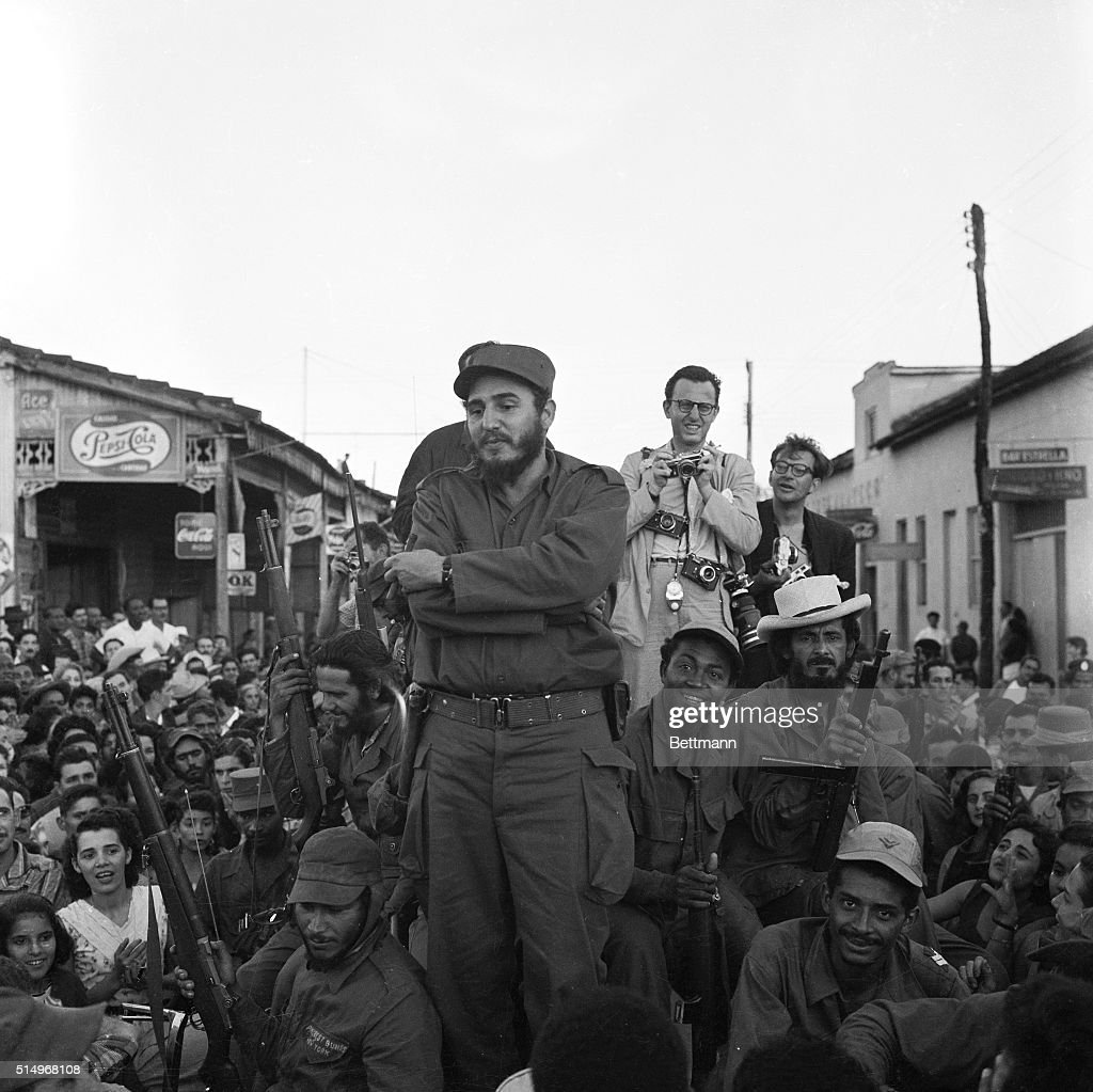 UNS: 1st January 1959: 60 Years Since Castro Seized Power In Cuba