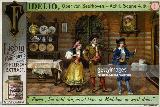 Fidelio' Act 1 Scene 4 opera by Ludwig Van Beethoven on a libretto by Joseph Sonnleithner and Georg Friedrich Treitschke The story is taken from...