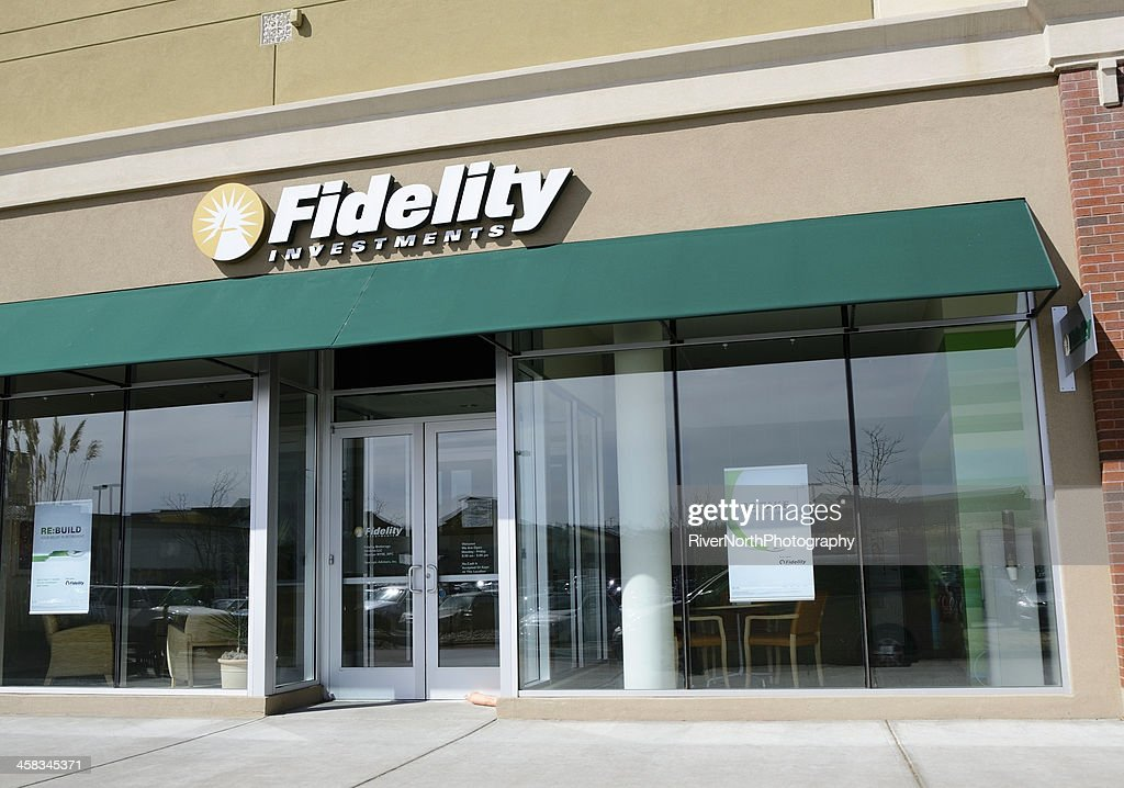 Fidelity Investments Stock Photo - Getty Images