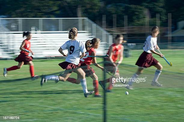 field hockey series - field hockey stock pictures, royalty-free photos & images