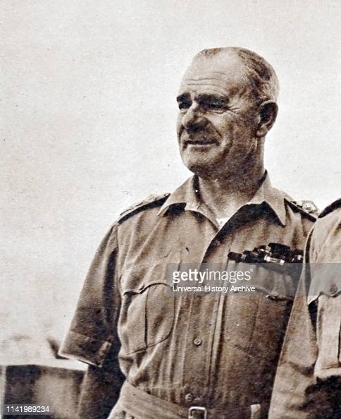 Field Marshal Archibald Wavell, 1st Earl Wavell, . He served as ...