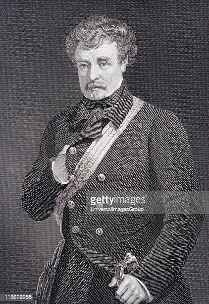 Field Marshal Colin Campbell 1st Baron Clyde GCB 1792 to 1863 Scottish soldier
