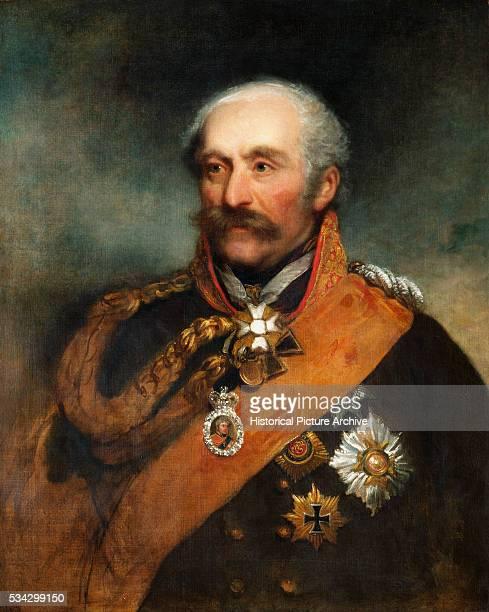 Field Marshal Prince von Blucher by George Dawe