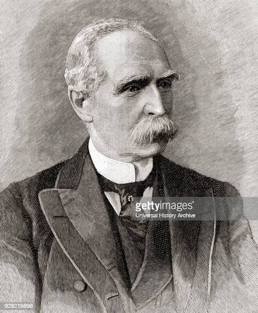 Field Marshal Sir Donald Martin Stewart 1st Baronet 1824 – 1900 Senior British Indian Army officer From The Century Edition of Cassell's History of...