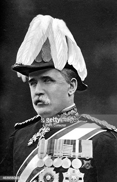 Field Marshal Sir John DP French British soldier First World War 1914 French was CommanderinChief of the British Expeditionary Force in World War I...