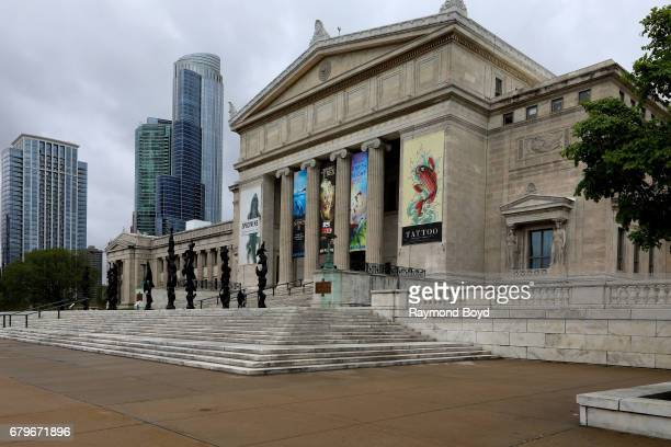 Field Museum of Natural History in Chicago Illinois on May 1 2017