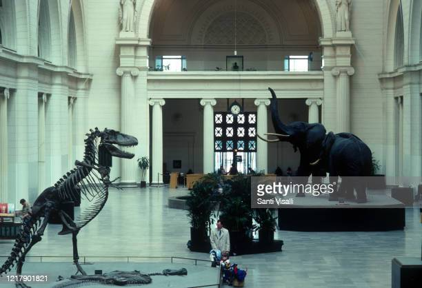 Field Museum on March 4, 1986 in Chicago Illinois.