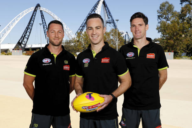 AUS: AFL Grand Final Umpires Announcement
