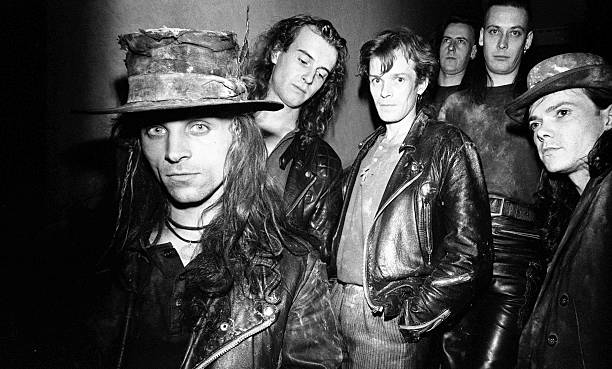 Fields Of The Nephilim 1990