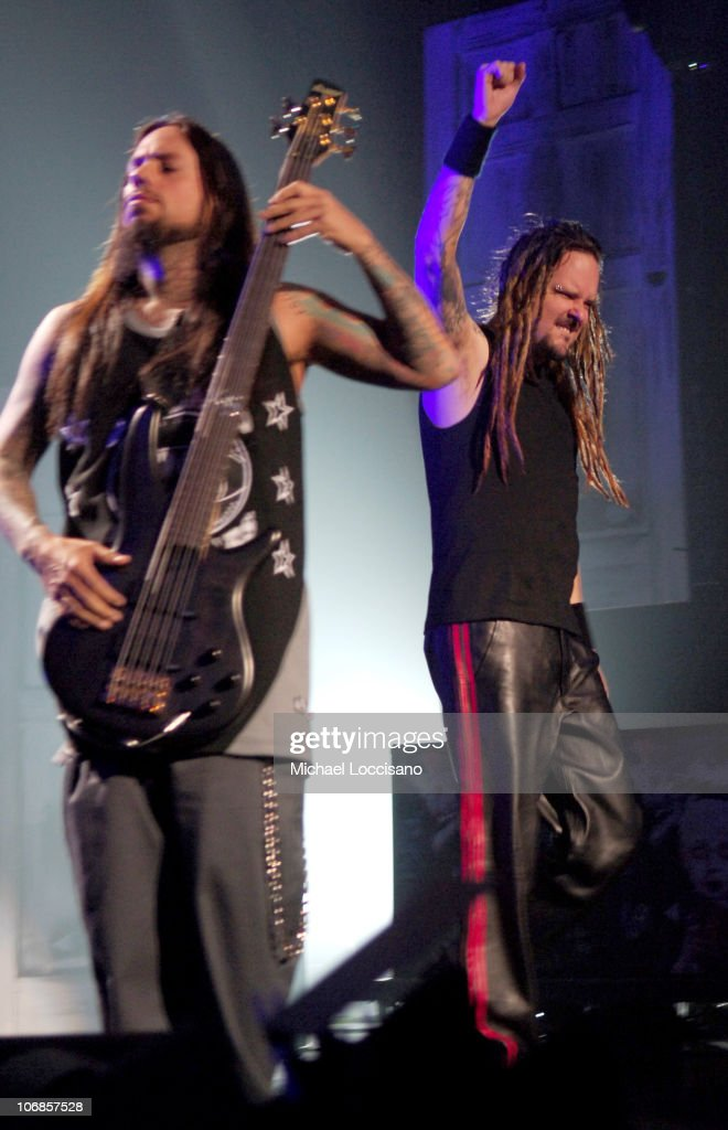 """Korn """"See The Other Side"""" Concert at the Hammerstein Ballroom in New York City"""