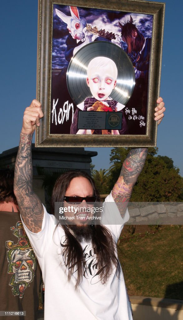 """Korn Press Conference to Announce Their """"See You On the Other Side"""" Tour"""