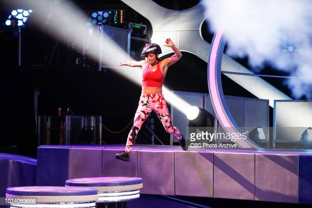 '5 Fierce Females' Pictured Allison Paganetti Kevin Hart hosts Five fierce females as they battle it out on the course for the $50000 prize on TKO...
