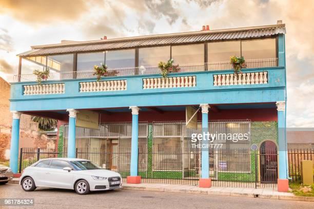 fietas museum in 14th avenue pageview, johannesburg - apartheid imagens e fotografias de stock