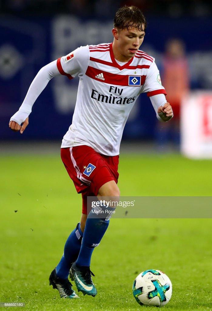 Hamburger SV v VfL Wolfsburg - Bundesliga : News Photo