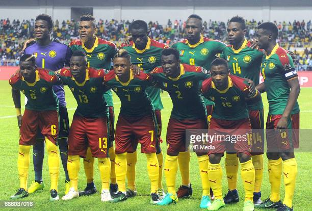 Fifa Confederations Cup Russia 2017 / Cameroon National Team Preview Set nCameroon National Team Group