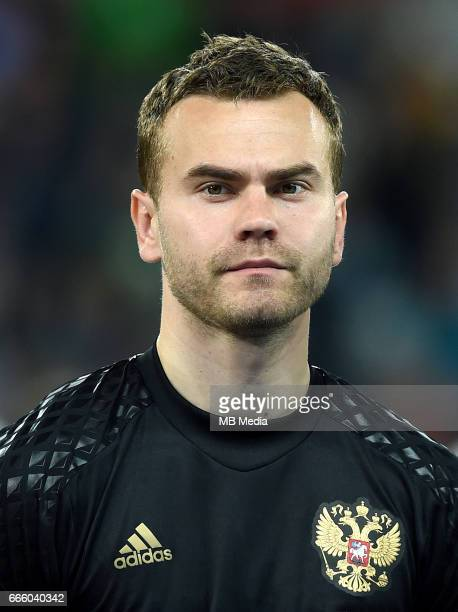 Fifa Confederations Cup Russia 2017 / 'Russia National Team Preview Set 'Igor Akinfeev