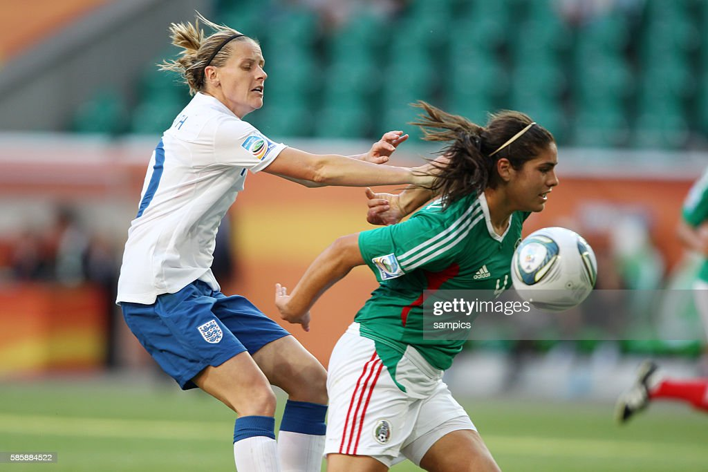 V L Kelly Smith Gegen Alina Garciamendez Vorrunde Gruppe B