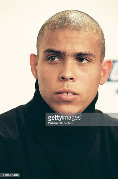 Fifa Gala At Eurodisney On January 12th 1998 In MarneLaValleeFrance