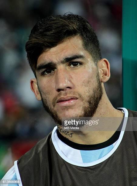 Fifa Men´s Tournament Olympic Games Rio 2016 Argentina National Team Leandro Vega