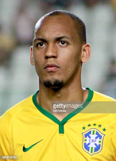 Fifa Men´s Tournament Olympic Games Rio 2016 Brazil National Team Fabio Henrique Tavares