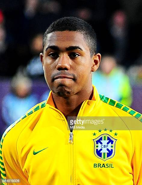 Fifa Men´s Tournament Olympic Games Rio 2016 Brazil National Team Malcom Filipe Silva de Oliveira