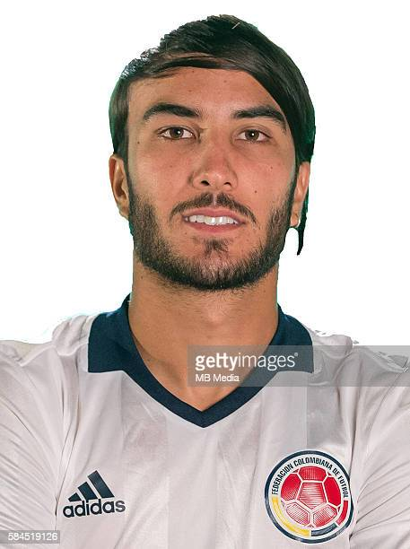Fifa Men´s Tournament Olympic Games Rio 2016 Colombia National Team Sebastian Perez