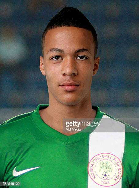 Fifa Men´s Tournament Olympic Games Rio 2016 Nigeria National Team William TroostEkong