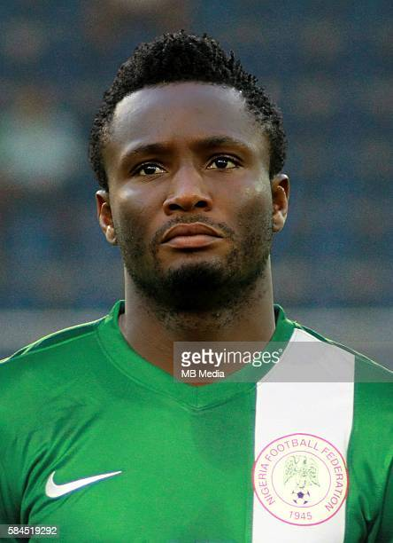 Fifa Men´s Tournament Olympic Games Rio 2016 Nigeria National Team John Obi Mikel