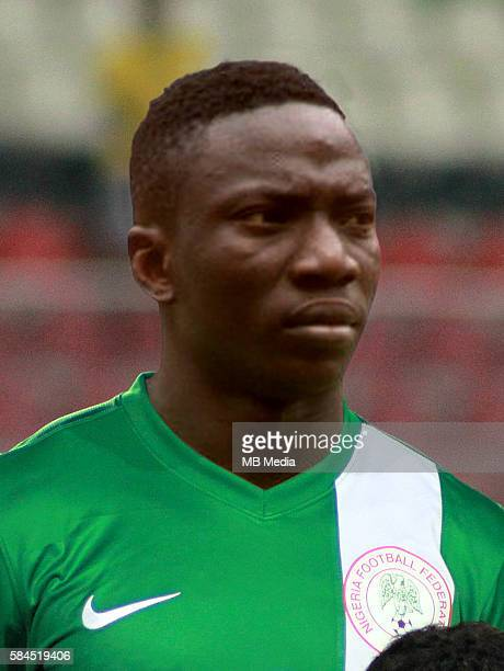 Fifa Men´s Tournament Olympic Games Rio 2016 Nigeria National Team Oghenekaro Etebo
