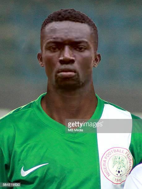Fifa Men´s Tournament Olympic Games Rio 2016 Nigeria National Team Okechukwu Azubuike