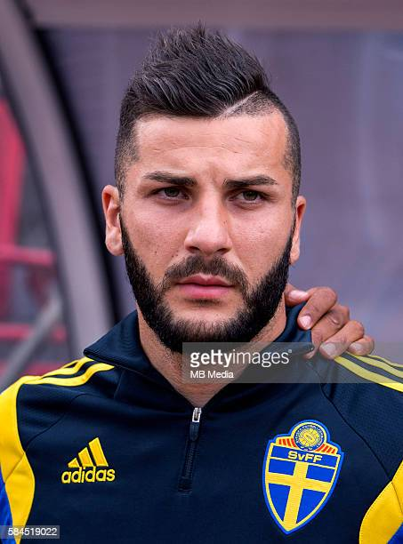 Fifa Men´s Tournament Olympic Games Rio 2016 Sweden National Team Mikael Ishak