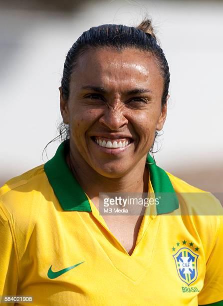 Fifa Woman's Tournament Olympic Games Rio 2016 Brazil National Team Marta Vieira da Silva