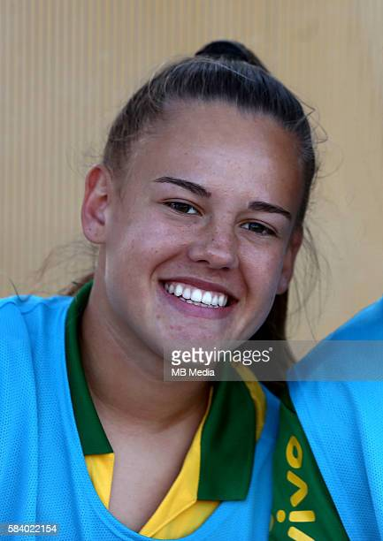 Fifa Woman's Tournament Olympic Games Rio 2016 Brazil National Team Andressa Machry ' Andressinha '