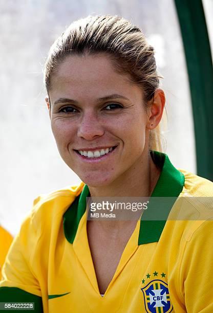 Fifa Woman's Tournament Olympic Games Rio 2016 Brazil National Team Erika Cristiano dos Santos