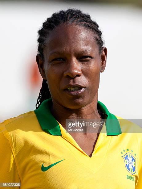Fifa Woman's Tournament Olympic Games Rio 2016 Brazil National Team Miraildes Maciel Mota FORMIGA