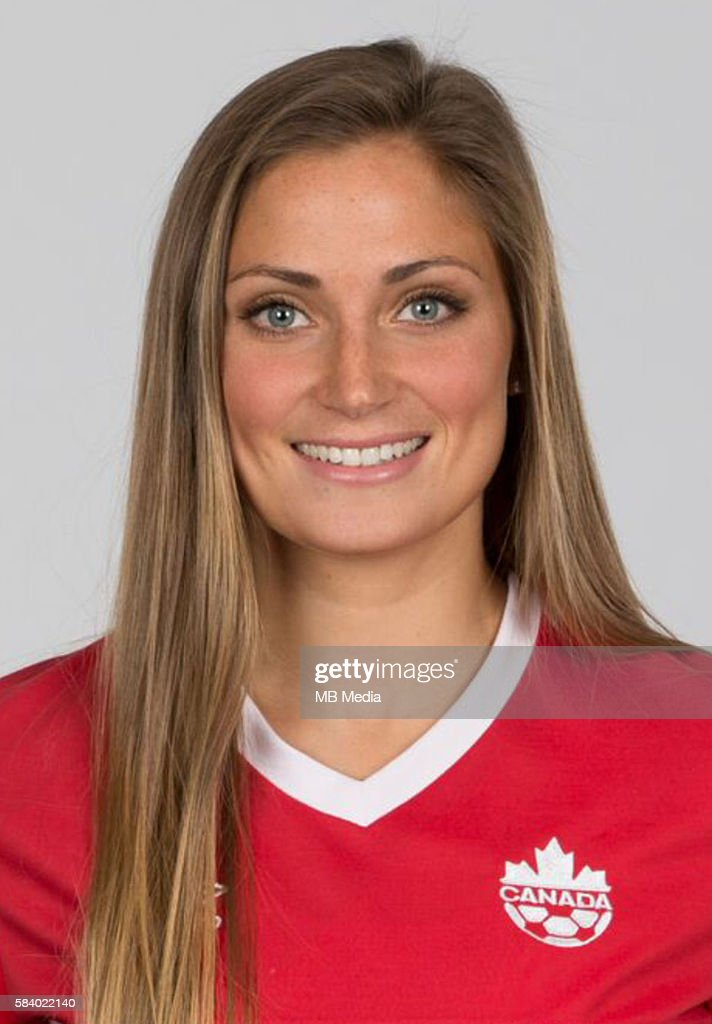 Olympic Rio 2016 Women's Football Team Headshots : News Photo