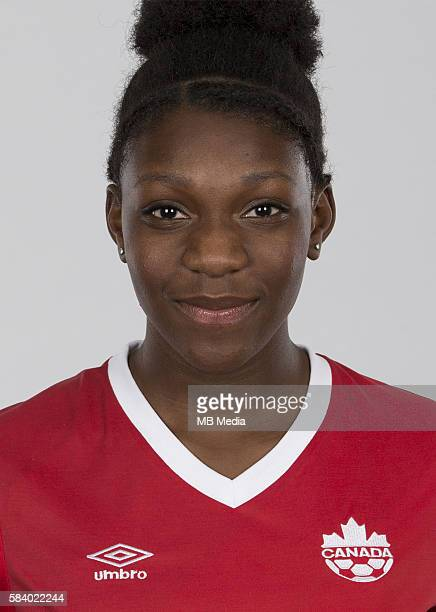 Fifa Woman's Tournament Olympic Games Rio 2016 Canada National Team Deanne Rose