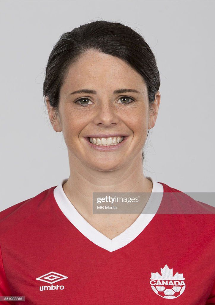 Olympic Rio 2016 Women's Football Team Headshots