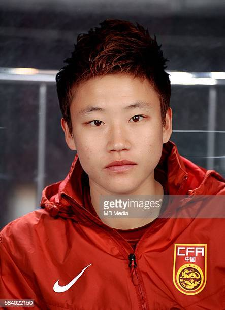 Fifa Woman's Tournament Olympic Games Rio 2016 China National Team Pang Fengyue