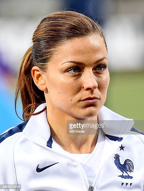 Fifa Woman's Tournament Olympic Games Rio 2016 France National Team Laure Boulleau
