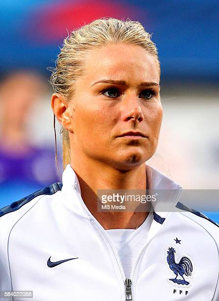 Fifa Woman's Tournament Olympic Games Rio 2016 France National Team Amandine Henry