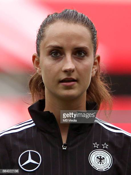 Fifa Woman's Tournament Olympic Games Rio 2016 Germany National Team Sara Dabritz