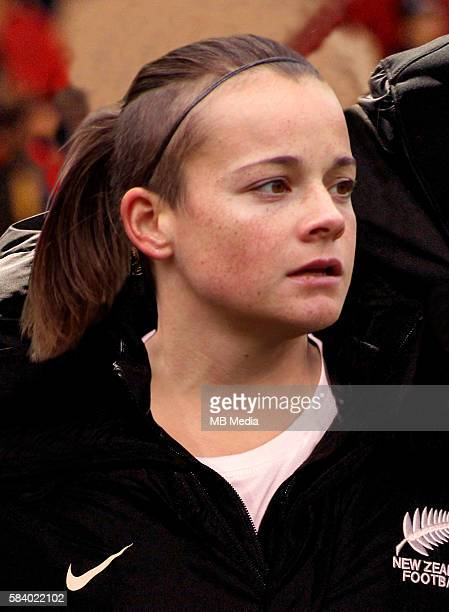 Fifa Woman's Tournament Olympic Games Rio 2016 New Zealand National Team Ria Percival
