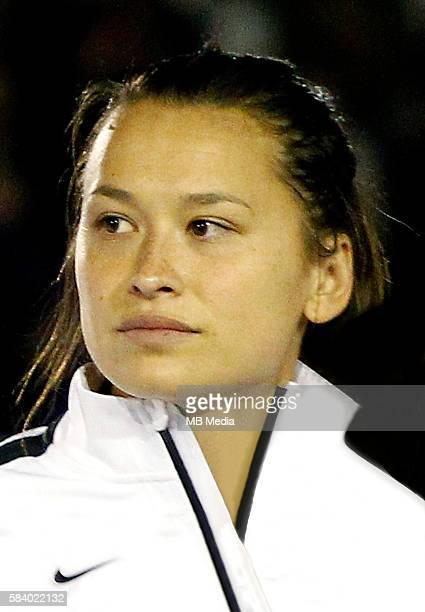 Fifa Woman's Tournament Olympic Games Rio 2016 New Zealand National Team Ali Riley