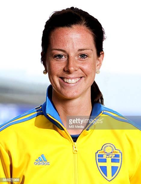 Fifa Woman's Tournament Olympic Games Rio 2016 Sweden National Team Lotta Schelin